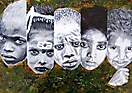 caras del mundo