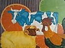 Vaca Azul
