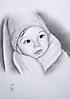 Un bebé con gorra