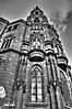 Torre Iglesia de Arucas B&N