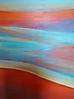 Brisa Marina, oléo sobre lienzo, medidas 81cm x 100 cm
