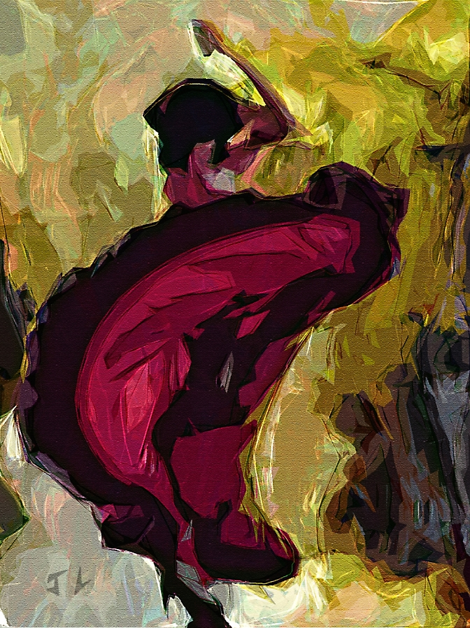 #Flamenca Abstracta II