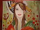 Geisha del arte