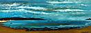 Panorámica de la playa de las Canteras