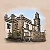 Catedral de Las Palmas. Vista trasera