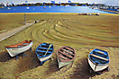 Las barcas de Alcaravaneras.