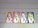 Mi chica en Pop art